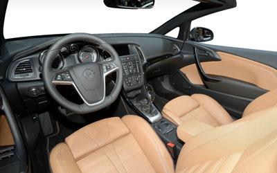 Opel Cascada Galleriefoto