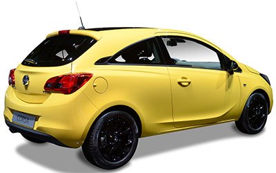 Opel Corsa ilgalaike automobiliu nuoma | Sixt Leasing
