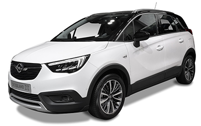 Opel Crossland X ilgalaikė automobilių nuoma | Sixt Leasing