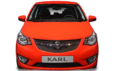 Opel KARL ilgalaikė automobilių nuoma | Sixt Leasing