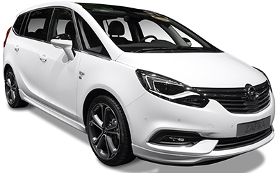 Opel Zafira ilgalaikė automobilių nuoma | Sixt Leasing