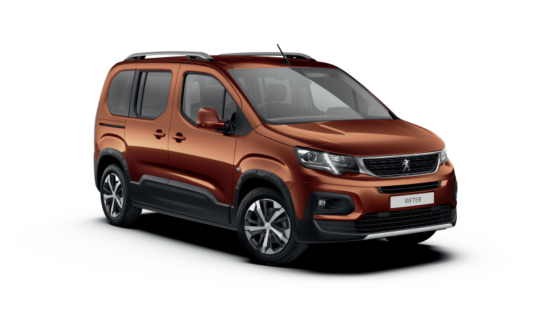 Peugeot Rifter ilgalaikė automobilių nuoma | Sixt Leasing