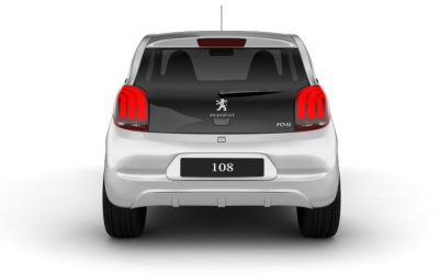 Peugeot 108 ilgalaikė automobilių nuoma | Sixt Leasing