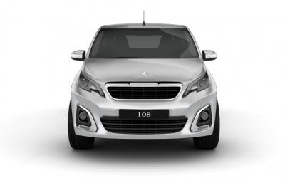 Peugeot 108 Galleriefoto