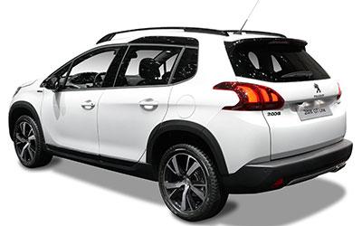 Peugeot 2008 ilgalaikė automobilių nuoma | Sixt Leasing