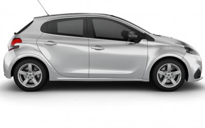 Peugeot 208 ilgalaikė automobilių nuoma | Sixt Leasing