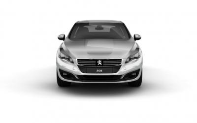 Peugeot 508 Galleriefoto