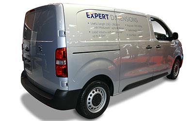 Peugeot Expert ilgalaikė automobilių nuoma | Sixt Leasing