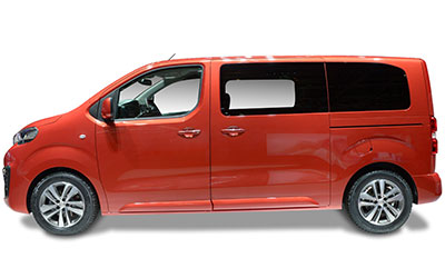 Peugeot Traveller ilgalaikė automobilių nuoma | Sixt Leasing