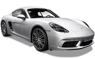 Porsche 718 ilgalaikė automobilių nuoma   Sixt Leasing