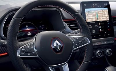 Renault Arkana ilgalaikė automobilių nuoma   Sixt Leasing