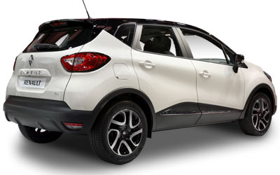 Renault Captur Galleriefoto