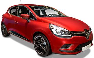 Renault Clio ilgalaikė automobilių nuoma   Sixt Leasing