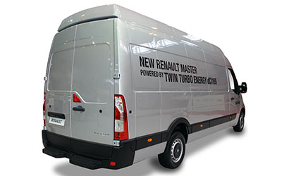 Renault Master ilgalaike automobiliu nuoma | Sixt Leasing