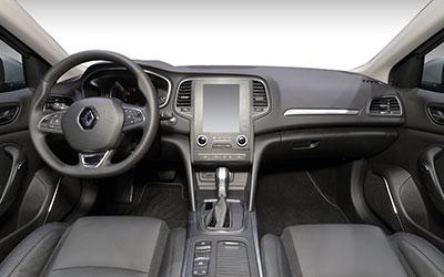 Renault Megane ilgalaikė automobilių nuoma | Sixt Leasing
