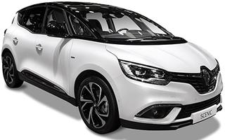 Renault Scenic ilgalaikė automobilių nuoma | Sixt Leasing