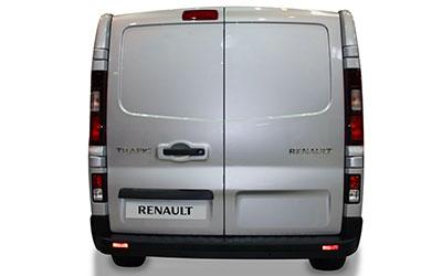 Renault Trafic ilgalaikė automobilių nuoma | Sixt Leasing