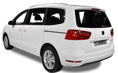 SEAT Alhambra ilgalaikė automobilių nuoma | Sixt Leasing