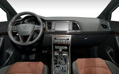 SEAT Ateca ilgalaikė automobilių nuoma | Sixt Leasing
