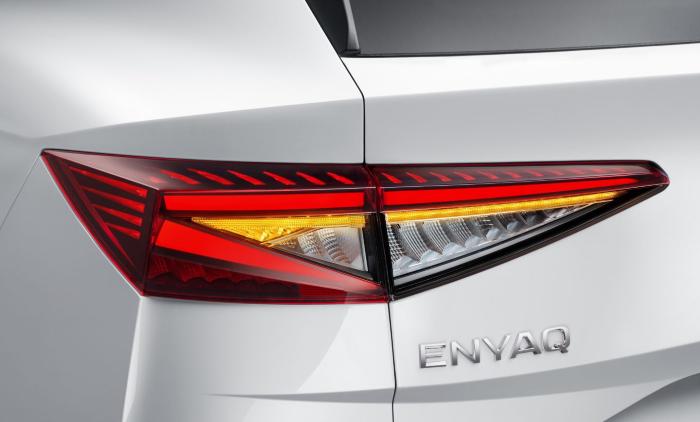 Škoda Enyaq iV ilgalaikė automobilių nuoma   Sixt Leasing
