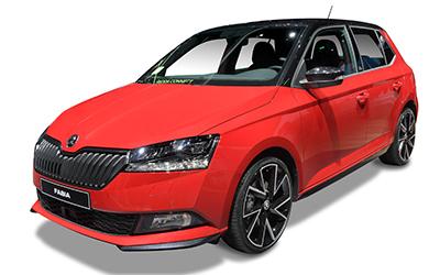 Škoda Fabia mini lizingas