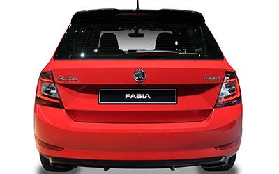 Škoda Fabia mini lizingas ilgalaike automobiliu nuoma | Sixt Leasing