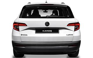 Škoda Karoq ilgalaikė automobilių nuoma   Sixt Leasing