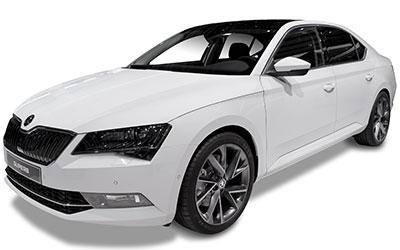 Škoda Superb ilgalaikė automobilių nuoma | Sixt Leasing