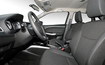 Suzuki Baleno ilgalaikė automobilių nuoma | Sixt Leasing