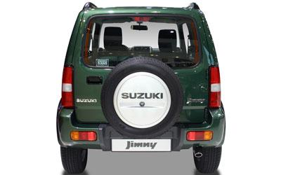 Suzuki Jimny ilgalaikė automobilių nuoma | Sixt Leasing