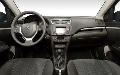 Suzuki Swift ilgalaikė automobilių nuoma | Sixt Leasing