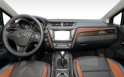 Toyota Avensis ilgalaikė automobilių nuoma | Sixt Leasing