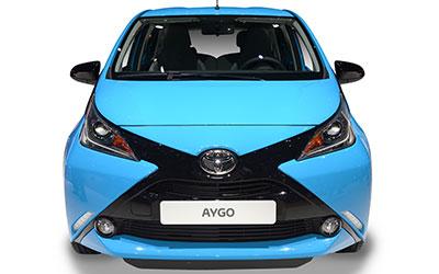 Toyota Aygo ilgalaikė automobilių nuoma | Sixt Leasing