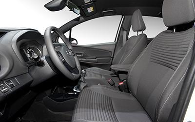 Toyota Yaris ilgalaikė automobilių nuoma | Sixt Leasing