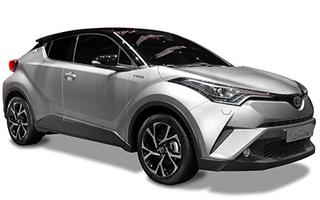 Toyota C-HR mini lizingas