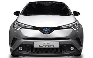 Toyota C-HR mini lizingas ilgalaikė automobilių nuoma | Sixt Leasing