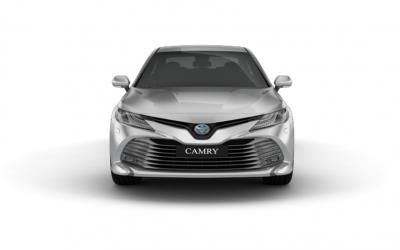 Toyota Camry ilgalaikė automobilių nuoma | Sixt Leasing