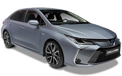 Toyota Corolla mini lizingas