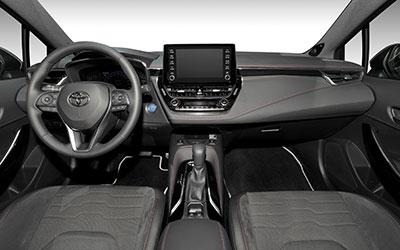 Toyota Corolla ilgalaikė automobilių nuoma   Sixt Leasing