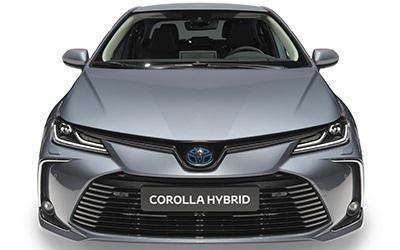 Toyota Corolla Hyb mini lizingas ilgalaikė automobilių nuoma | Sixt Leasing