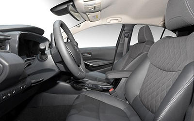 Toyota Corolla mini lizingas ilgalaikė automobilių nuoma | Sixt Leasing