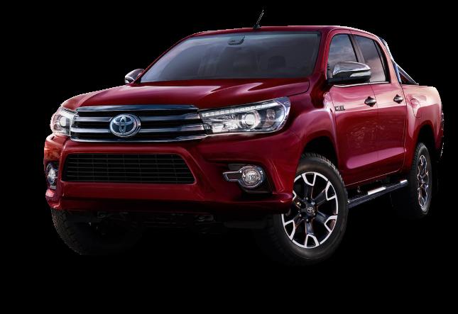 Toyota Hilux ilgalaikė automobilių nuoma   Sixt Leasing