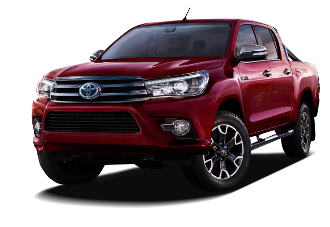 Toyota Hilux mini lizingas