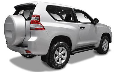 Toyota Land Cruiser ilgalaikė automobilių nuoma   Sixt Leasing