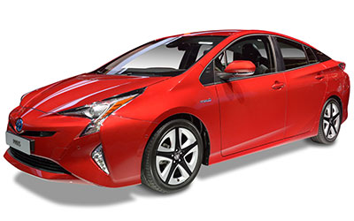 Toyota Prius ilgalaikė automobilių nuoma | Sixt Leasing