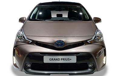 Toyota Prius + ilgalaikė automobilių nuoma | Sixt Leasing