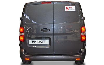 Toyota Proace ilgalaikė automobilių nuoma | Sixt Leasing