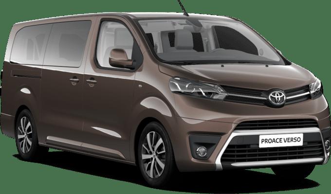 Toyota Proace mini lizingas
