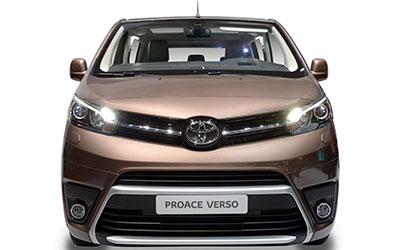 Toyota Proace Verso ilgalaike automobiliu nuoma | Sixt Leasing