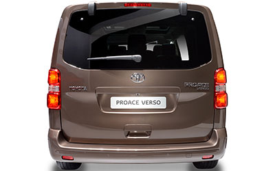 Toyota Proace mini lizingas ilgalaikė automobilių nuoma | Sixt Leasing